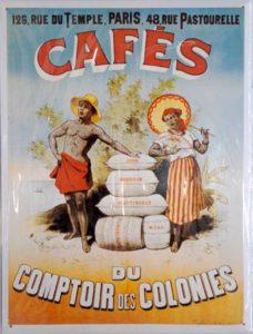 plaque_serigraphiee_comptoir_colonies