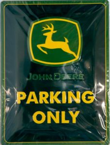 plaque_serigraphiee_parking_john_deere